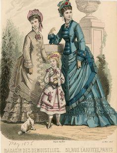 Magasin des Demoiselles 1875