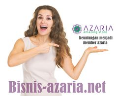 Keuntungan menjadi member myazaria