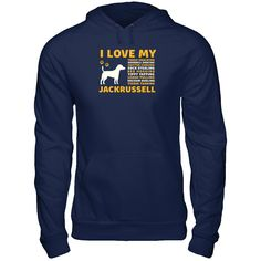 Limited Edition I Love My Dog Jac... Get yours now http://greatfamilystore.com/products/i-love-my-dog-jack-russell-terrier-t-shirt?utm_campaign=social_autopilot&utm_source=pin&utm_medium=pin