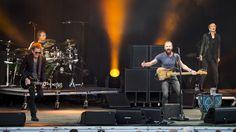 Sting plays in Bergen 21 June - book your room now :-)