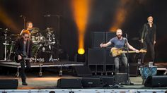 Sting plays in Bergen 21 June - book your room now :-)