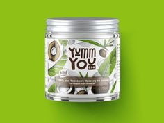 YummYou Natural Cosmetics — The Dieline - Branding & Packaging Design