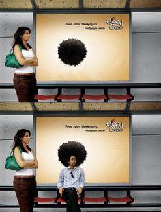 Hahaha most brilliant bus ad ever!