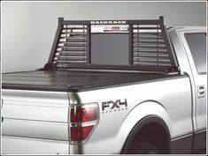 Half Louvered Half Louvered Rack Frame only Truck specific hardware kit required Fits: Chev/GMC Classic/CK Series Nissan Titan Dodge Ram EXCLUDING Ram box Toyota Tundra Chevy Silverado 1500, Chevy K10, Old Pickup Trucks, Jeep Pickup, Gmc Trucks, 2007 Tundra, 2007 Toyota Tundra, Ford F150 Custom, Pickup Truck Accessories