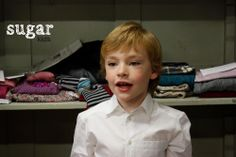 Sean de Sugar Kids para pasarela Petit Style Walking
