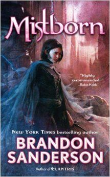 Taking place in another world, Mistborn involves people taking certain metals in order to gain magical powers.