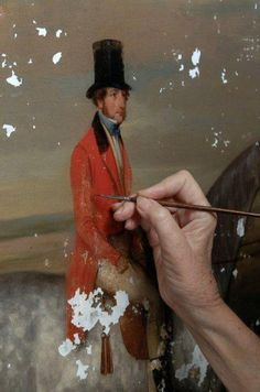 Painting Restoration | Cleaning Oil Paintings | Caring for Paintings by Old World Restorations, Inc. / Cincinnati, Ohio