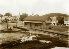 File:Provincetown, Massachussets Railroad Depot - late 1800s.jpg