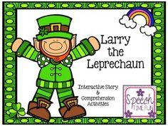 Larry the Leprechaun