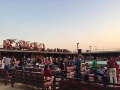 01.01.2015: JEEP SAFARI LA APUS DE SOARE Toyota, Dubai, Safari, Jeep, Dolores Park, Street View, Travel, Viajes, Jeeps