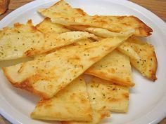 Albertos dünnes Pizzabrot (Rezept mit Bild) von caralb | Chefkoch.de