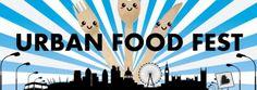 Urban Food Fest: Festival de comida en Londres los sábados por la tarde, para probar comida de cualquier rincón del mundo.