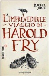 L' imprevedibile viaggio di Harold Fry, Rachel Joyce