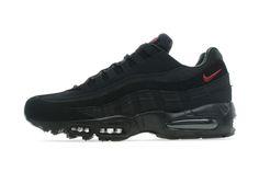 Nike Air Max 95 Black/Team Red