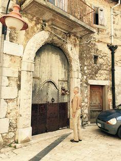 Bonnie's door, Guardia SanFramondi, Italy