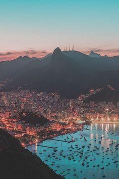 "travelandseetheworld: "" Rio de Janeiro, Brasil… Travel and see the world """