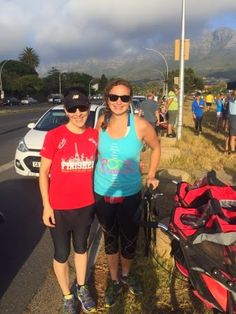 Running the Race: A parkrun and an automatic Sub-3 Argus... {Rondebosh Common parkrun}