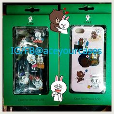 Cute! Line friends Brown & Cony Clear Hard Cases 超可愛! Line 熊大兔兔 透明彩繪硬殼   Available for 適用於 #iphone5 #iphone5s   Line/ Wechat/ Facebook/ InstaMessage @aceyourcases ✉ aceyourcases@gmail.com ✉  ✉Shipping Worldwide; PayPal Accepted 全球送貨✉Free local shipping 本地包郵,匯豐中銀過數✉  FOLLOW FOLLOW FOLLOW  @aceyourcases  @aceyourcases  @aceyourcases  @aceyourcases  @aceyourcases    #aceyourcases #phonecase #手機殼 #iphonecase #samsungcase #hkig #hkgirl #hkboy   #iphonesia #selfie #picoftheday #ootd #igers #vsco…