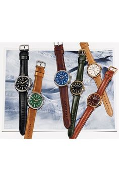 Shinola Watches - ha