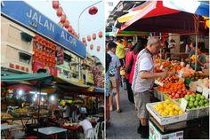Malasia Street food - comida callejera - El Sabor de lo Bueno - www.sabordelobueno.com
