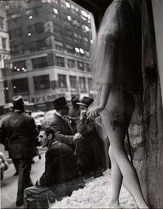 Window, New York, 1939 by Lissette Model
