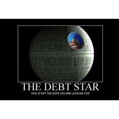 The Death , uh Debt Star