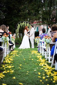 9/15/12 in Rachel's Garden at The Hermitage