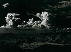 ansel adams prints   Thunderheads by Ansel Adams Art Print - WorldGallery.co.uk
