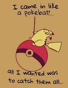 A play on Miley Cyrus' Wreaking Ball, cute. :)