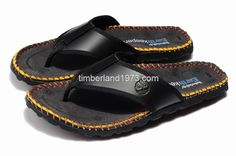 8b58a6abe0df9b 2017 New Timberland Men s Earthkeepers Leather Flip Thong Sandal Black    48.00 White Timberlands