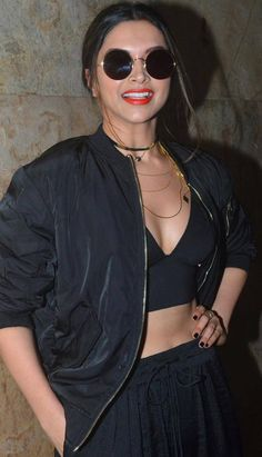 Deepika Padukone at the first look launch of XXX: Return of Xander Cage.