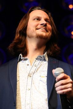 Singer Tim Foust of Home Free performs at 'The SingOff' Live Tour at House of Blues Sunset Strip on March 29 2014 in West Hollywood California