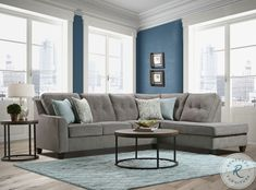 Savesto Ivory Small RAF Sectional from Ashley   Coleman Furniture Large Sectional, Sofa, Couch, Soft Fabrics, Hue, Hardwood, Ivory, Cushions, Furniture