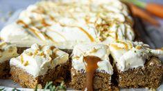 Gulrotkake i langpanne | Godt.no Pancakes, Bakery, Food And Drink, Pie, Sweets, Drinks, Food And Drinks, Food Food, Torte