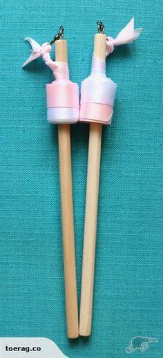Fairy Floss Ribbon Wand By Toe Rag | Trade Me