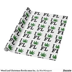 Weed Leaf Christmas florida xmas hanukkah party