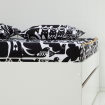 AVA-sänky Double -valkoinen 160x200cm