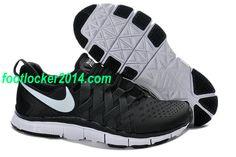 60pLo5 Nike Free Trainer 5.0 Black Black White Mens Training $54.23      #black #shoes