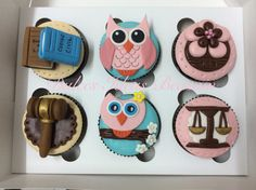 Cupcakes para abogados