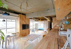 Risultati immagini per piccoli appartamenti di design giappone