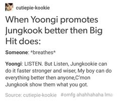 The best boi Yoongi