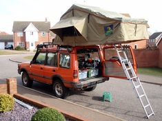 Preparing a Discovery for overlanding Land Rover Discovery 2, Discovery Zone, Landrover Camper, 4x4, Best Family Cars, Adventure Car, Roof Top Tent, Honda Odyssey, Expedition Vehicle