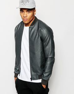 wholesale regular fit smooth outer latest design slim fit men pu biker leather jacket, View latest design leather jacket, Profound , OEM Product Details from Guangzhou Profound Garment Co., Ltd. on Alibaba.com