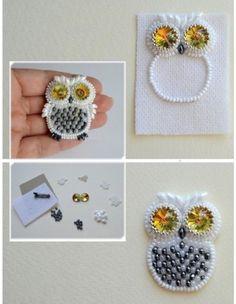 DIY -- Snowy Owl