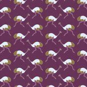 Ostrich Purple Littleesop