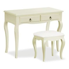 Florence Collection #Dressing #Table and #Stool, £299.99