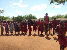 I salti dei Masai