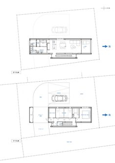 Gallery of UMI / CAPD - 38 Floor Plans, Flooring, How To Plan, Gallery, Modern, Town House, Image, Arch, Design