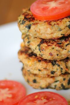 Sweet Potato Turkey Burgers - lean ground turkey/beef, sweet potato, frozen/fresh spinach, salt, pepper, garlic powder, onion powder, whole grain buns/lettuce wraps (optional, for serving)