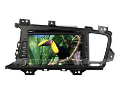 Android Car DVD Player GPS Navigation Wifi 3G for Kia K5 Bluetooth Touch Screen